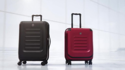 Victorinox Spectra 2.0 Carry-On Luggage - on eBags.com - image 9 from the video