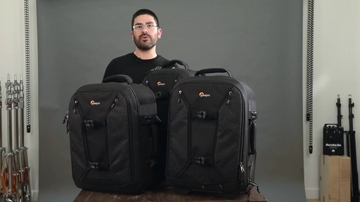 Lowepro Pro Runner RL x450 AW II Camera Case - image 1 from the video