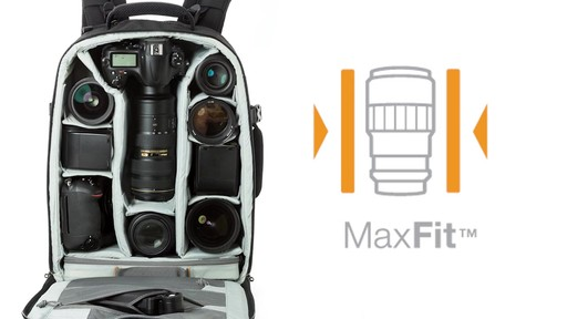 Lowepro Pro Runner RL x450 AW II Camera Case - image 2 from the video