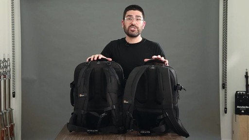 Lowepro Pro Runner RL x450 AW II Camera Case - image 6 from the video