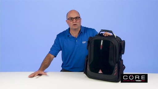 Mobile Edge Core Gaming Backpacks - image 10 from the video