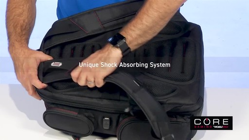 Mobile Edge Core Gaming Backpacks - image 8 from the video