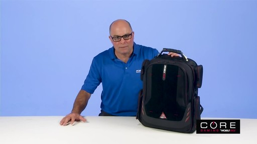 Mobile Edge Core Gaming Backpacks - image 9 from the video