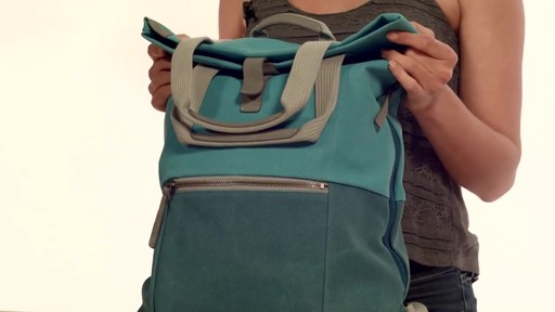 Timbuk2 Alamo Convertible Backpack Tote - eBags.com - image 1 from the video