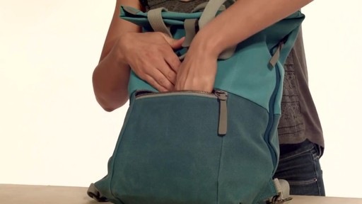 Timbuk2 Alamo Convertible Backpack Tote - eBags.com - image 3 from the video