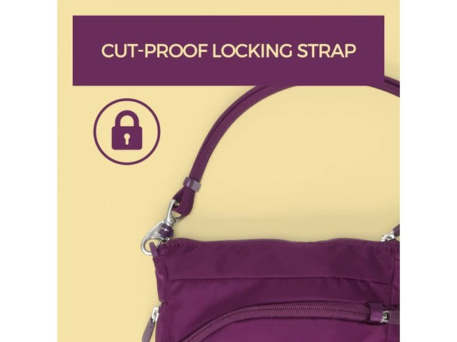 eBags Anti-Theft Mini Crossbody - image 7 from the video