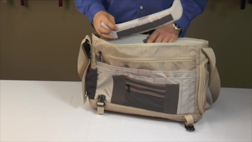 ecbc Zeus Messenger - eBags.com - image 5 from the video