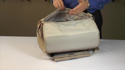 ecbc Zeus Messenger - eBags.com - image 6 from the video