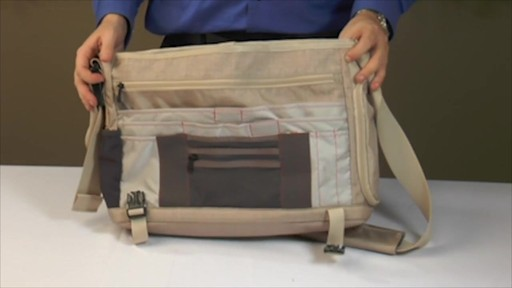 ecbc Zeus Messenger - eBags.com - image 8 from the video
