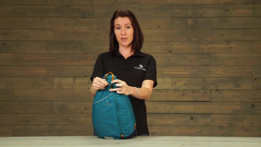 Eagle Creek Tablet Sling Daypack RFID - image 4 from the video
