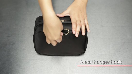 Tumi Voyageur Yima Cosmetic - image 3 from the video