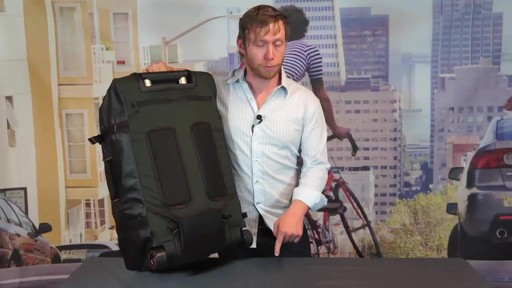 Timbuk2 Aviator Wheeled Pack Rundown - image 1 from the video