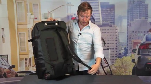 Timbuk2 Aviator Wheeled Pack Rundown - image 2 from the video