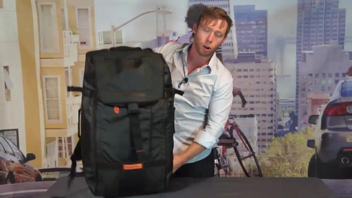Timbuk2 Aviator Wheeled Pack Rundown - image 3 from the video