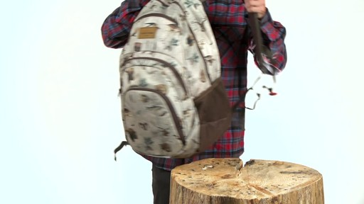 DAKINE Campus Pack Large Laptop Backpack - eBags.com - image 2 from the video