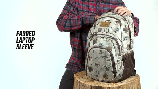 DAKINE Campus Pack Large Laptop Backpack - eBags.com - image 3 from the video