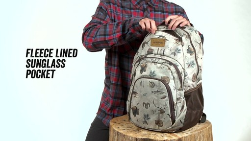 DAKINE Campus Pack Large Laptop Backpack - eBags.com - image 4 from the video