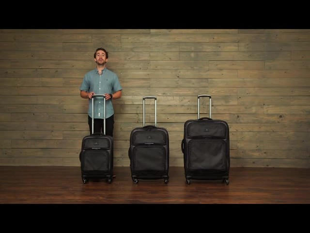 Eagle Creek Flyte AWD Spinner Collection - eBags.com - image 1 from the video