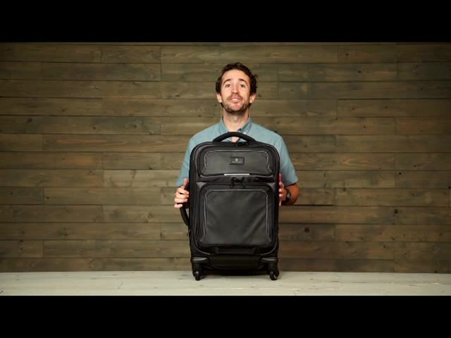 Eagle Creek Flyte AWD Spinner Collection - eBags.com - image 10 from the video