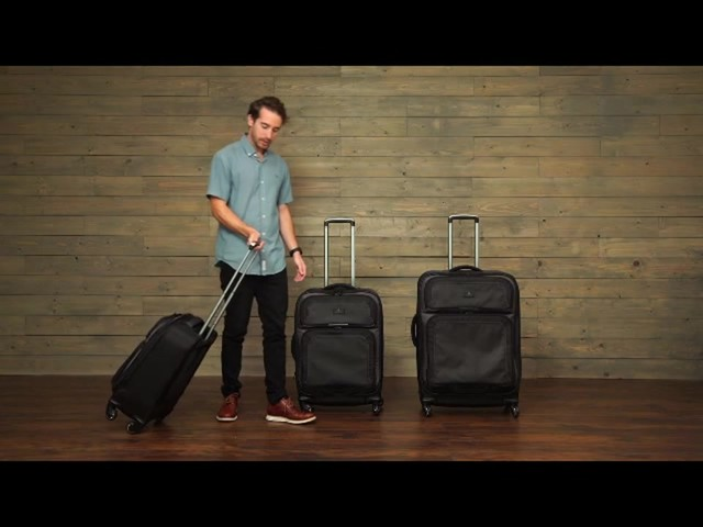 Eagle Creek Flyte AWD Spinner Collection - eBags.com - image 2 from the video