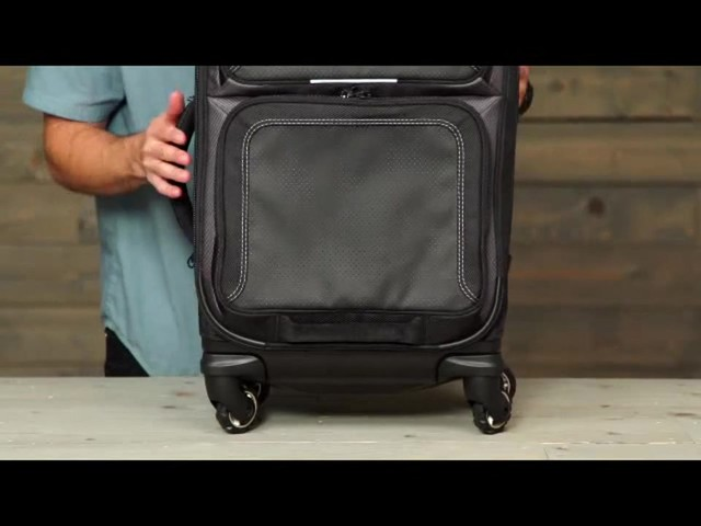 Eagle Creek Flyte AWD Spinner Collection - eBags.com - image 4 from the video