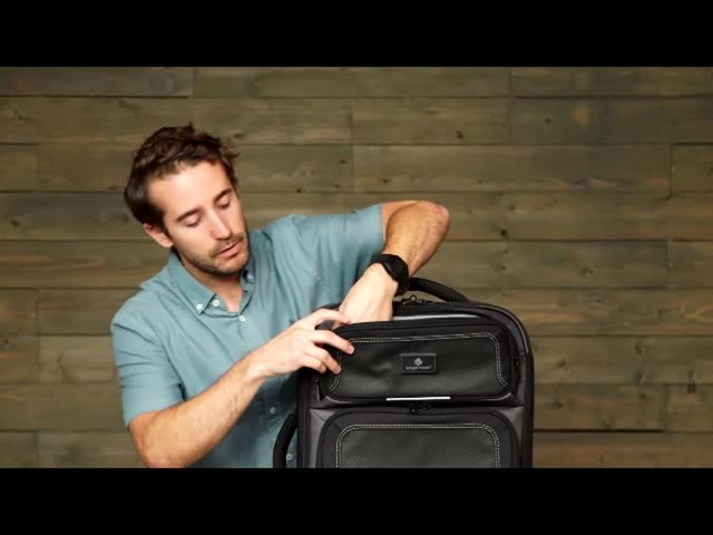 Eagle Creek Flyte AWD Spinner Collection - eBags.com - image 5 from the video