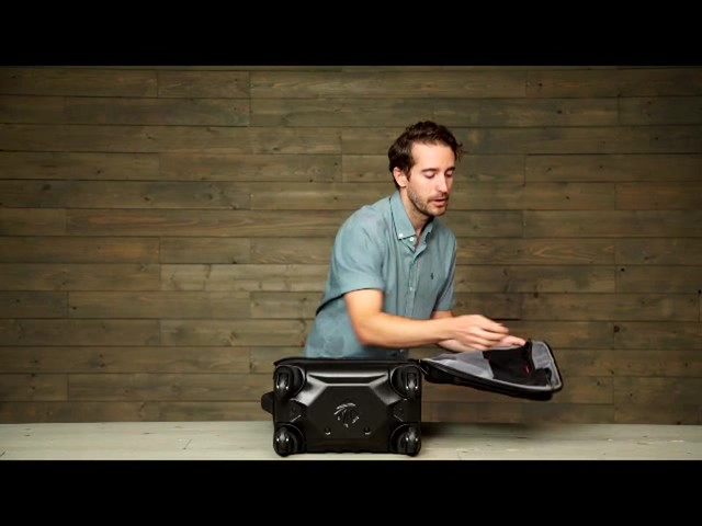 Eagle Creek Flyte AWD Spinner Collection - eBags.com - image 8 from the video