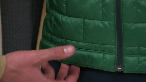 Patagonia Mens Nano Puff Vest - on eBags.com - image 2 from the video