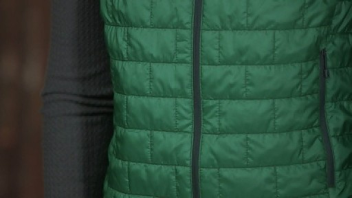 Patagonia Mens Nano Puff Vest - on eBags.com - image 5 from the video