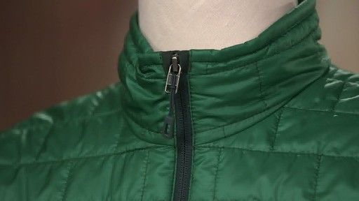 Patagonia Mens Nano Puff Vest - on eBags.com - image 8 from the video