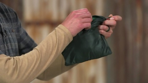 Patagonia Mens Nano Puff Vest - on eBags.com - image 9 from the video