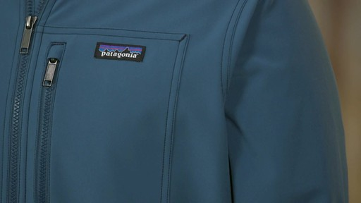 Patagonia Mens Sidesend Jacket - image 5 from the video