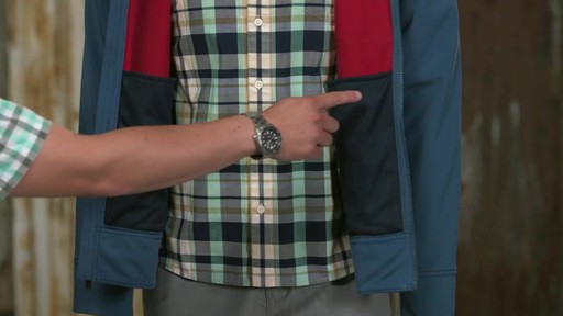 Patagonia Mens Sidesend Jacket - image 8 from the video