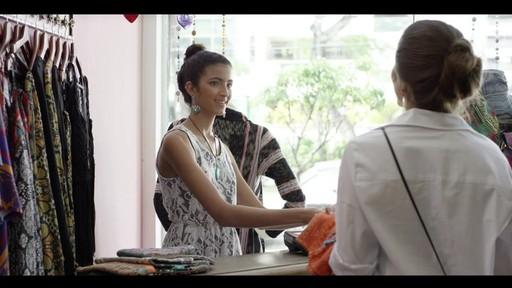 Tumi Larkin Ashbury Duffel - image 1 from the video