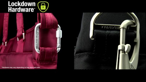 Travelon Anti-Theft Signature Tote - eBags.com - image 3 from the video