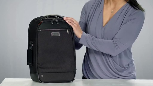 Briggs & Riley @work Medium Slim Laptop Backpack - image 3 from the video