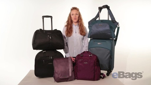 Baggallini Pro Collection - eBags.com - image 1 from the video