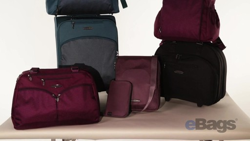 Baggallini Pro Collection - eBags.com - image 2 from the video