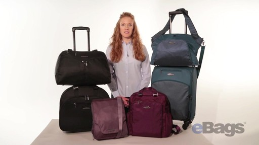 Baggallini Pro Collection - eBags.com - image 5 from the video