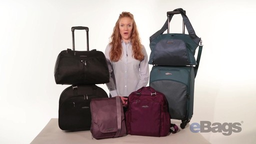Baggallini Pro Collection - eBags.com - image 8 from the video