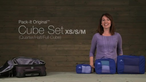 Eagle Creek Pack-It Cube Set - image 1 from the video