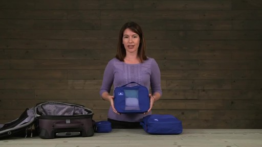 Eagle Creek Pack-It Cube Set - image 6 from the video