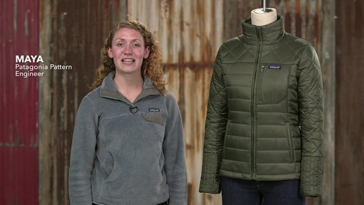 Patagonia Womens Radalie Jacket 187 Ebags Video