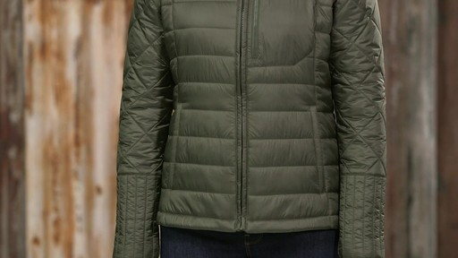 Patagonia Womens Radalie Jacket - image 4 from the video