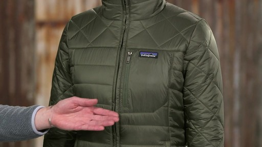 Patagonia Womens Radalie Jacket - image 8 from the video