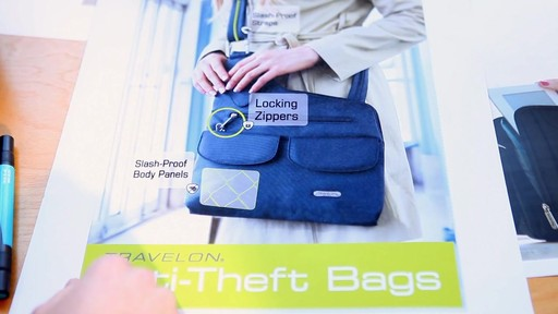 Travelon Anti-Theft Bags - image 2 from the video