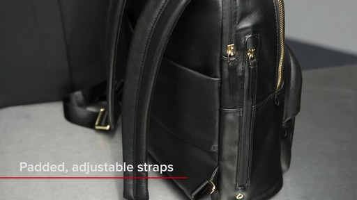 Tumi Voyageur Dori Backpack - image 2 from the video