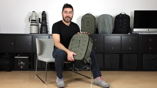 Lowepro Photo Classic BP 300 AW Camera Bag - image 1 from the video