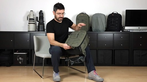 Lowepro Photo Classic BP 300 AW Camera Bag - image 10 from the video