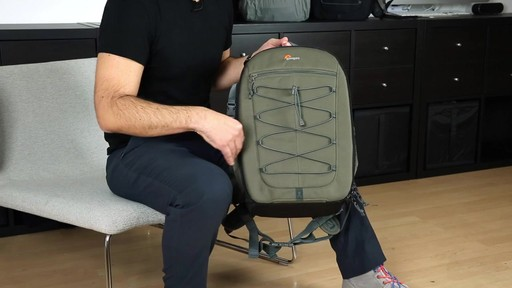 Lowepro Photo Classic BP 300 AW Camera Bag - image 2 from the video